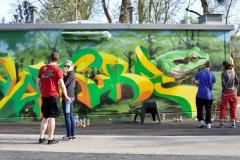 DieGarten Graffiti - 17
